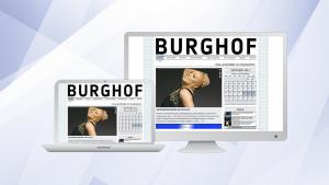 Burghof, Relaunch |