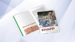 Knapp, Garantie- und Servicekarte für Bauteile |