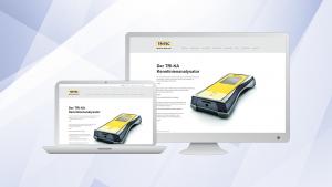 TRI-KA, Website | Eine Mikrosite für ein sehr spezielles Einzelprodukt eines Großhändlers.